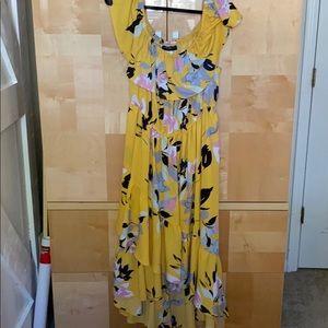 GUC Size 18/20 Lane Bryant maxi dress